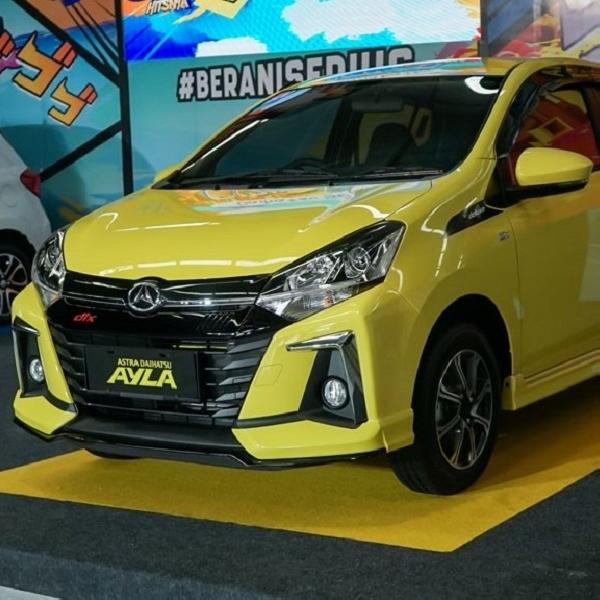 Resmi Diluncurkan! Daihatsu Ayla 2020 Lebih Segar dan Sangar