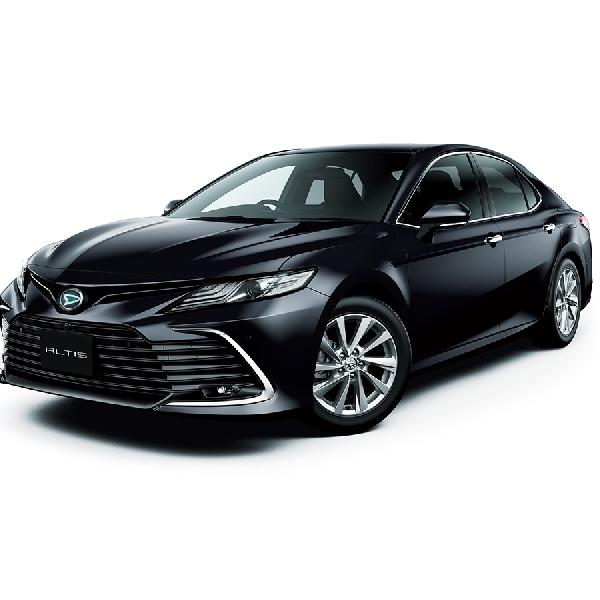 Raih Bintang 5 JNCAP, Daihatsu Altis Tambah Fitur Keamanan