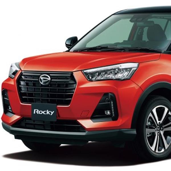 Daihatsu Rocky Diganjar Bintang 5 Mobil Teraman versi JNCAP