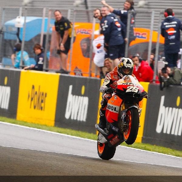 MotoGP: Dani Pedrosa Juara di Jerez