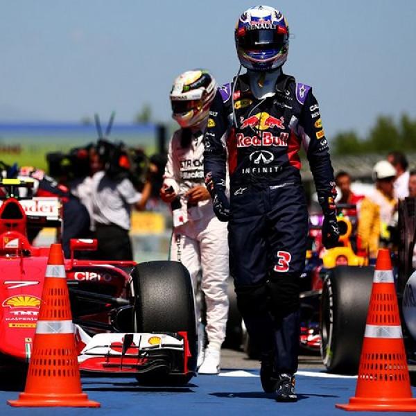 F1: Ricciardo - Sebuah podium akan menjadi akhir pekan yang sempurna