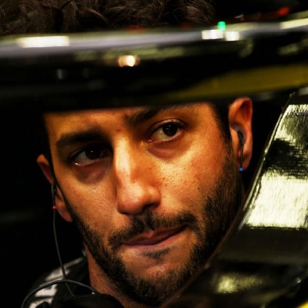 F1: Daniel Ricciardo Tak Khawatirkan Posisi Renault di Klasemen Konstruktor