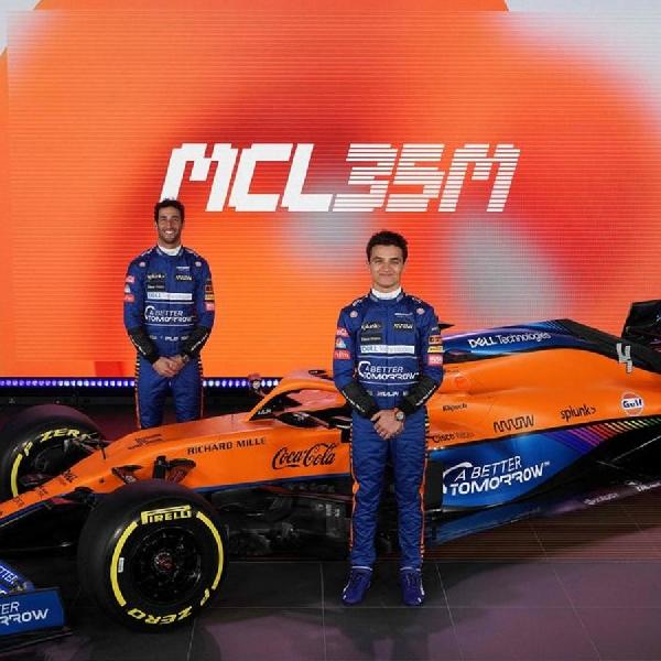 F1: Daniel Ricciardo Yakin Bisa Penuhi Ambisi McLaren di Formula 1