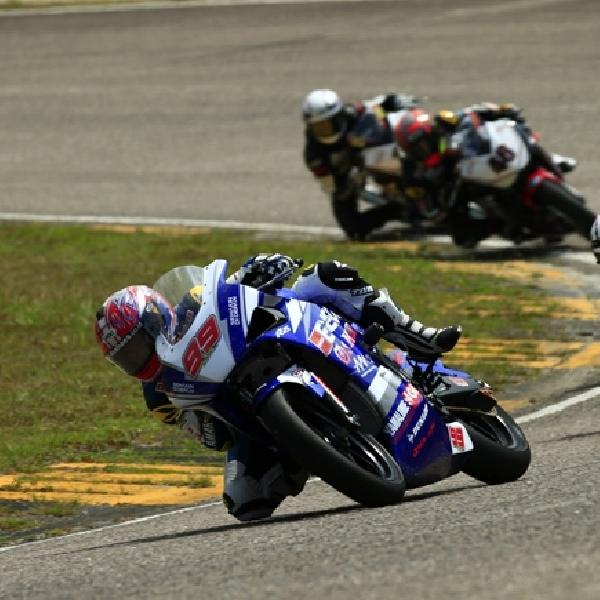 Dapat Wild Card, 4 Pebalap Yamaha Siap Kuasai Kelas AP250 di Sentul