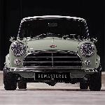 David Brown Automotive Classic Mini Remastered - Dilengkapi Fitur Modern
