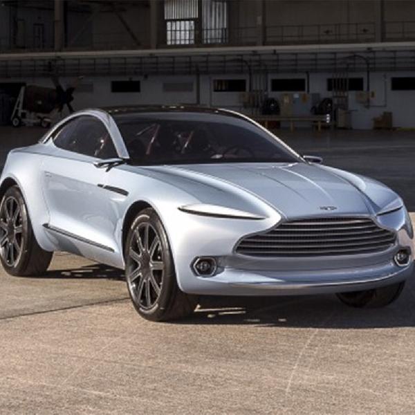 Aston Martin Pastikan Akan Mulai Produksi SUV Perdananya Tahun Depan