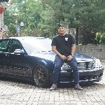 Mercedes-Benz S350, Ubah Kesan Elegan Menjadi Racing