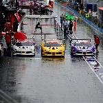 Podium  Perdana Rama Danindro di Race 1 Seri Ferrari Challenge Trofeo Pirelli Asia Pacific