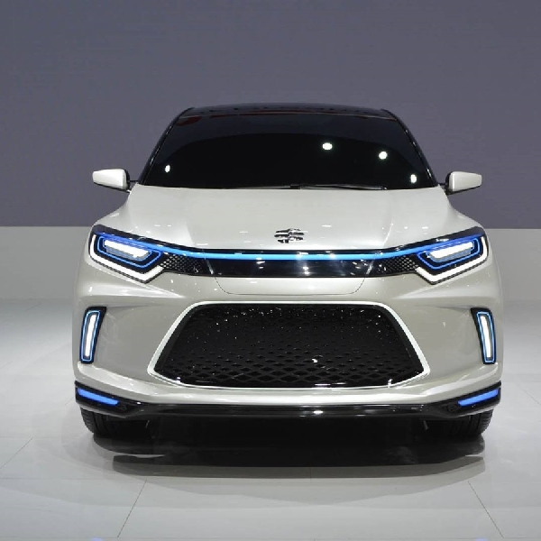 Honda Pacu Produksi BEV di Cina