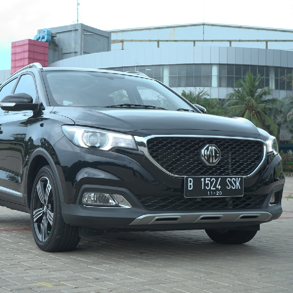 MG ZS, Penantang Terbaru di Segmen Low SUV Indonesia