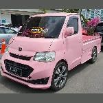 Daihatsu Hasil Modif Gegerkan Kota Banjarmasin