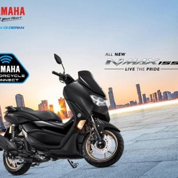 Yamaha Luncurkan All New NMax