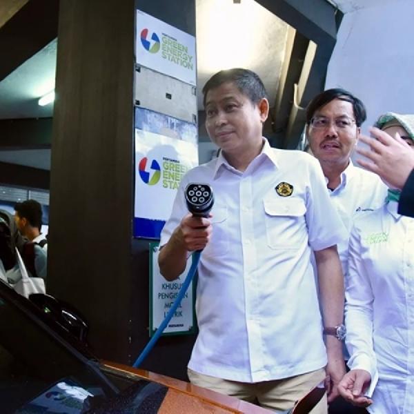 Indonesia Siap Gunakan Energi Terbarukan
