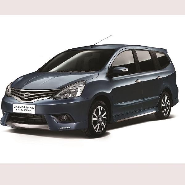 Nissan Grand Livina Special Version Dijual dengan Harga Rp220 Juta