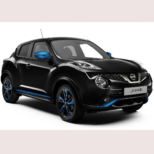 Nissan Juke Bersolek di Jenewa 2018
