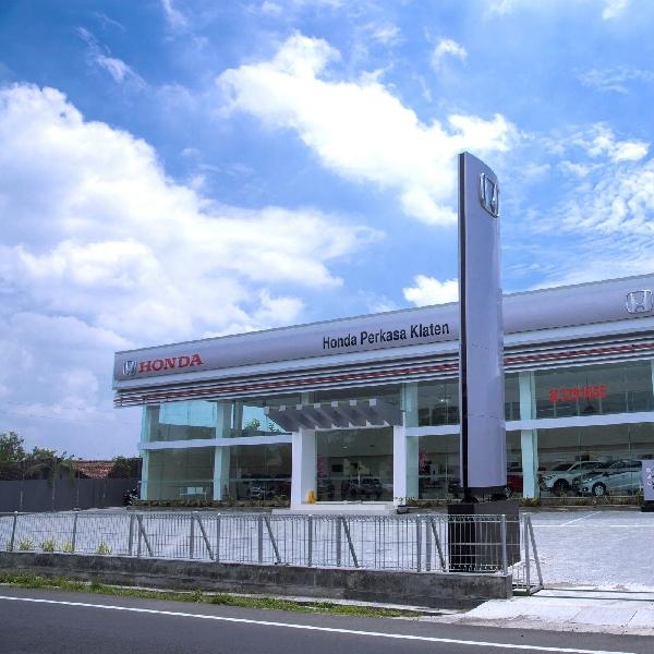 Honda Perkasa Klaten Jadi Dealer Honda Ke-17 di Jawa Tengah