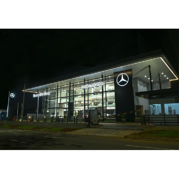 "Dealer Mercedes-Benz Ini Punya Sertifikasi ""Approved Mercedes-Benz Body & Paint Centre of Competence Level 3"""