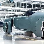 Debut Dalam Waktu Dekat, Rolls-Royce Luncurkan Teaser Mobil Terbaru