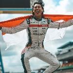 Sean Gelael Kibarkan Merah Putih di di Le Mans World Endurance Camphionship bersama tim Jota