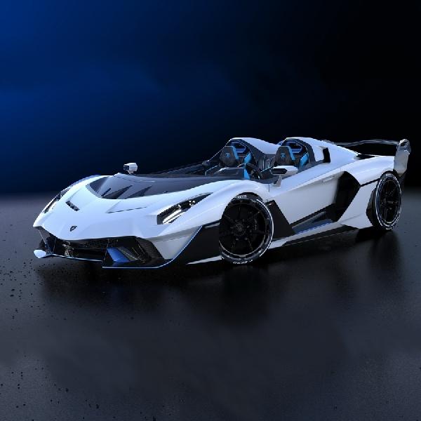 Debut Lamborghini New SC20 Baru, Sesuai Pesanan Pelanggan