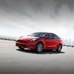 Baru Saja Diterima, Tesla Model Y ini Langsung di Modifikasi