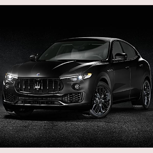 3 Model Maserati Serba Hitam Hadir Lebih Gahar, Apa Saja?