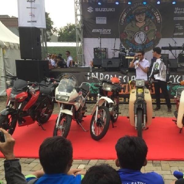 Indonesia Motorcycle History 2017: Mengenal Sejarah Motor Suzuki