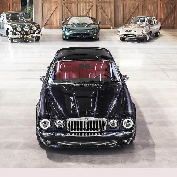 Jaguar XJ Tahun 1984 Hadir Istimewa di Jenewa 2018