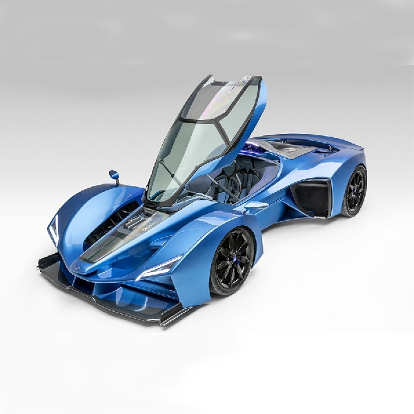 Delage Bakal Produksi Supercar Yang Terinspirasi Dari Formula 1