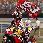 Demi Keunggulan Poin MotoGP, Marquez 'Lupakan' Kemenangan