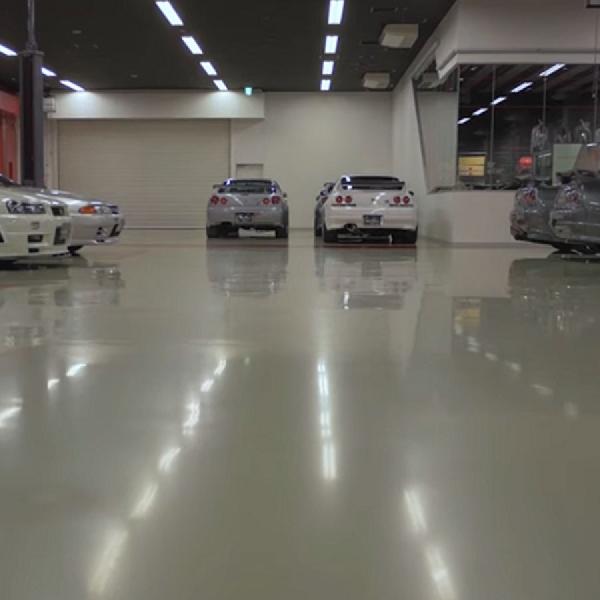 Dengan Restorasi Pabrik, Nissan Rakit Kembali R32 Skyline GT-R