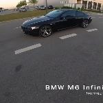 Dengarkan Suara Mesin Supercharged V-10 BMW M6 Coupe ini Saat Tembus 310 kpj
