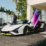Desain Ekstrim Lamborghini Sian Dials Up To 11