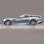 Desain Ferrari Daytona Shooting Brake Hommage Kembali Dipamerkan