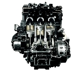 Wow, Yamaha Telah Patenkan Mid Engine 565cc Turbocharger