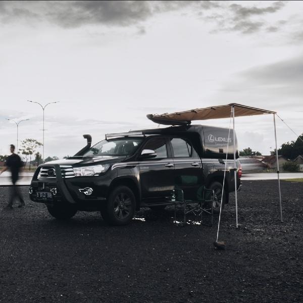 Intip Pelayanan LMCS Khas Lexus Indonesia