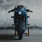 Deus X Zero, Sepeda Motor Balap Listrik Kombinasi Modern dan Klasik
