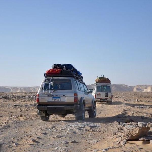 Dengan Ini, Pemilik SUV 4x4 Bisa Keliling Dunia Dengan Mudah