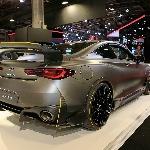 Infiniti Luncurkan Konsep Black S dengan Gaya F1
