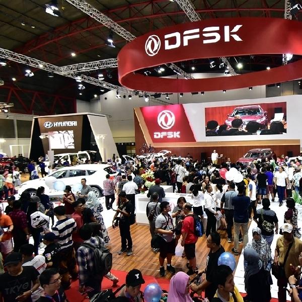 Banyak yang Penasaran, DFSK Glory 580 Jadi Incaran Test Drive di IIMS 2018