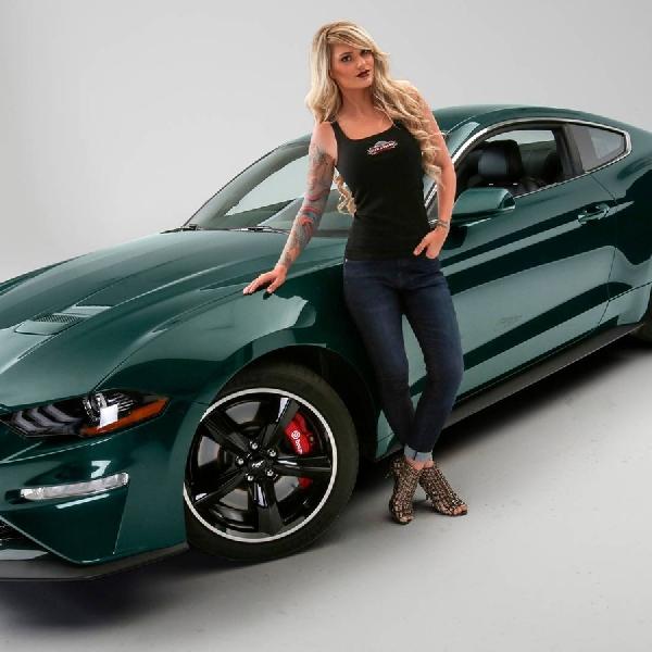 Mau Undian Berhadiah Mustang?