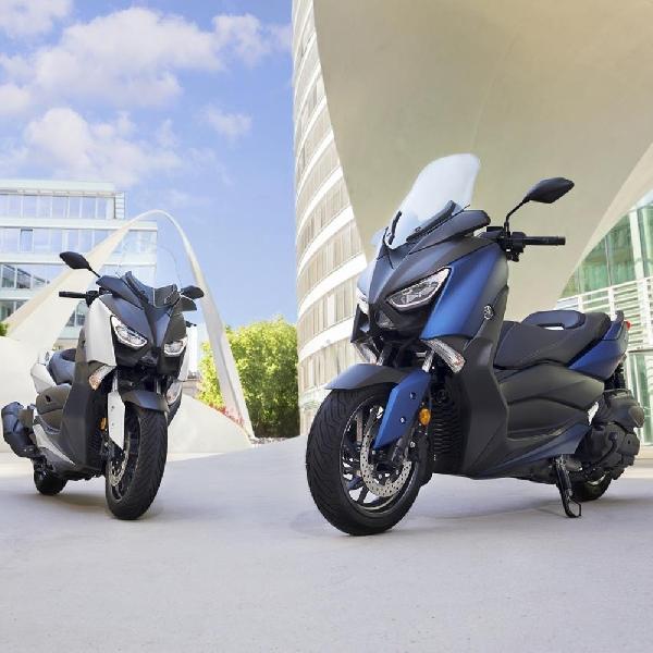 Di Eropa, Yamaha XMax 400 Mulai Dijual Bulan Agustus 2017