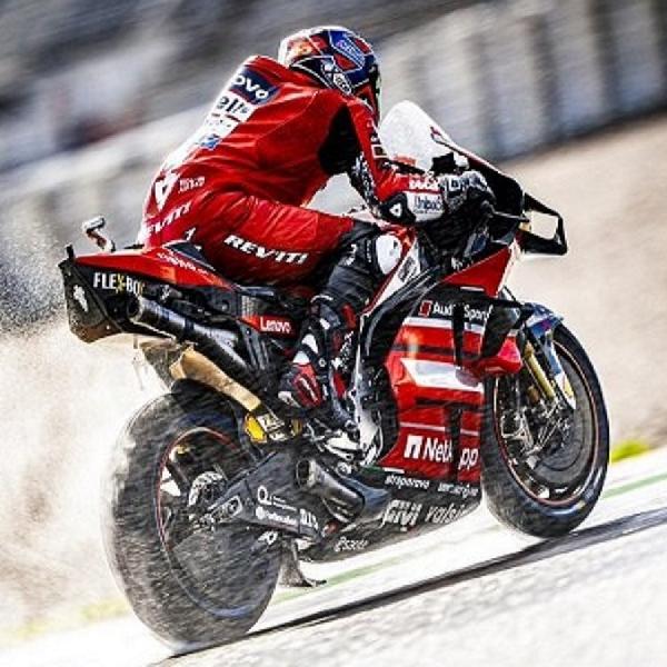 MotoGP: Di GP Portugal, Danilo Petrucci Akui Sulit Maksimalkan Performa Motor Ducati