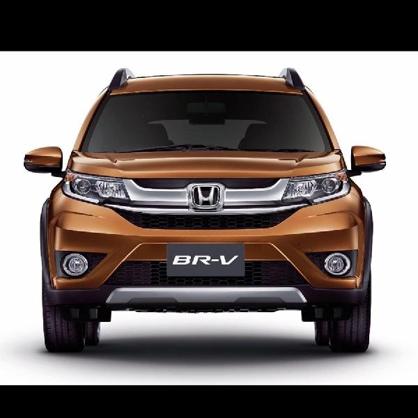 Di India Honda BR-V Diusung Mesin Diesel dan Transmisi Manual
