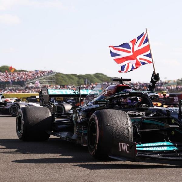 F1: Lewis Hamilton Memberikan Pembelaan Setelah Dianggap Melakukan Selebrasi Berlebihan