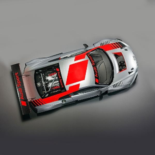 Dibangun 138 Unit, Audi R8 LMS GT3 Generasi Kedua Cetak Rekor Baru