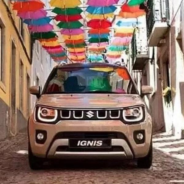 New Ignis Digadang-Gadang Sebagai City Car Andalan Suzuki di Indonesia