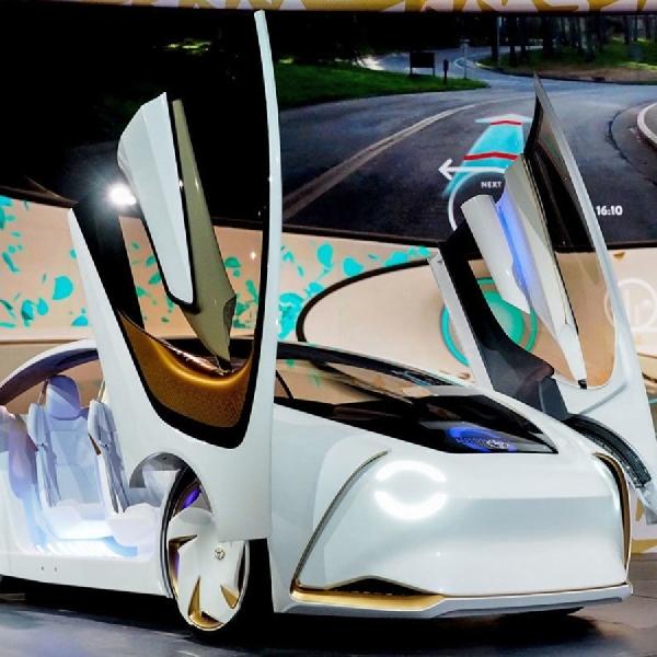 Toyota dan Panasonic Kembangkan IoT