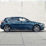 Mercy Punya Mobil Hybrid Baru