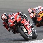 MotoGP: Dipecat Ducati, Danilo Petrucci Malah Senang?